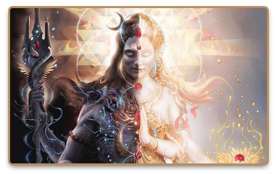 Adi Parashakti or goddess Shakti