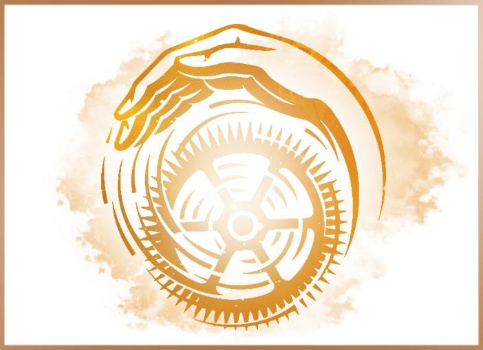 Logo of Egely Wheel Vitality Meter