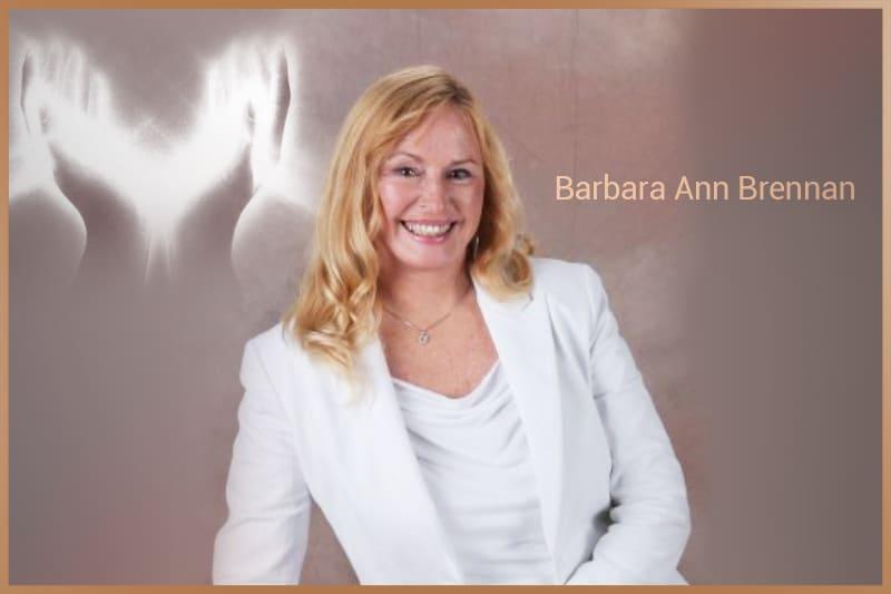 Barbara Ann Brennan the famous energy healer