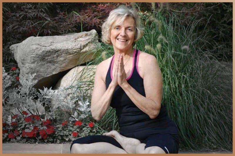 Beryl Bender Birch yoga teacher and writer