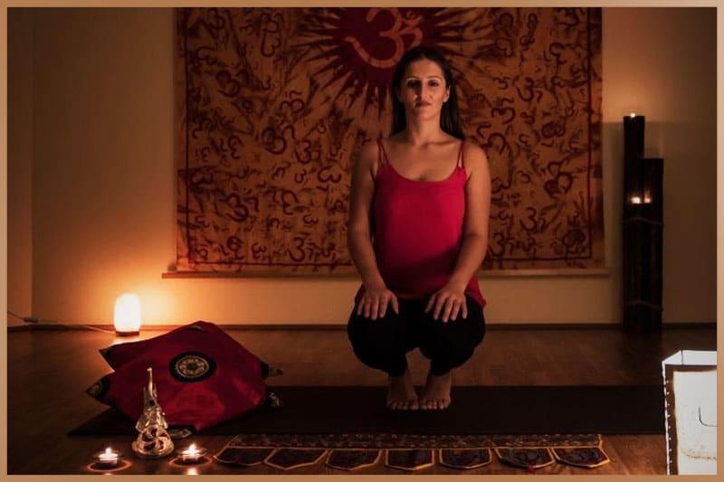 Sweating and detoxification during hot Bikram Yoga classes