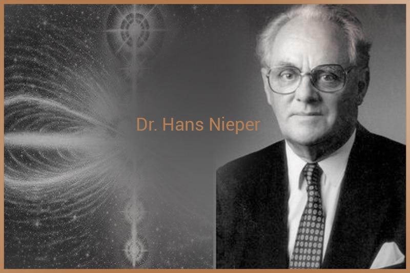 Dr. Hans Nieper, German scientist