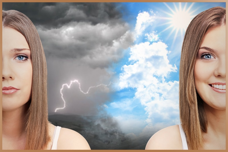 Emotional healing helps to get rid of negative thoughts and focus on the positive ones
