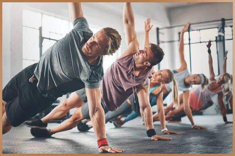 Power yoga is an exercise-focused yoga class