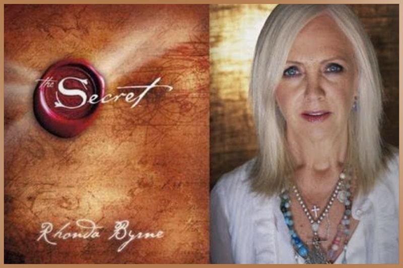 Rhonda Byrne is the author of The Secret bestseller