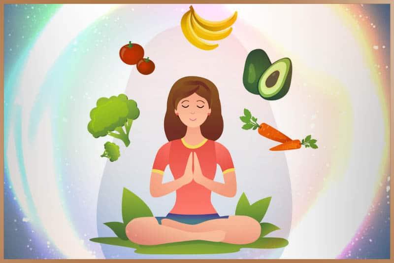 Vegan diet is an important part of Jivamukti yoga