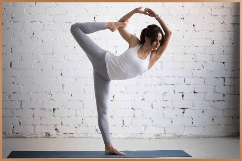 Vinyasa yoga improves coordination and balance